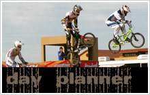 BMX Race Schedules